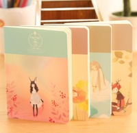 10PCS/LOT New arrival In spring 64 k little note book I keep South Korea students fashion notebook