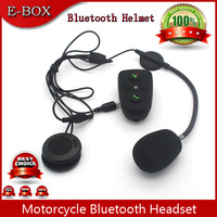 Free Shipping!!Motorcycle Helmet Bluetooth Handsfree Headset Multi Sports Bluetooth Helmet Headset For Mobile phone
