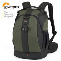 Green Genuine Lowepro Flipside 400 AW DSLR Camera Photo Bag Backpack Rucksack for Canon Nikon Waterproof with All Weather Cover