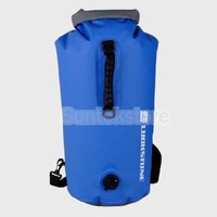New 2014 Brand New Outdoor 60L Waterproof Drift Dry Bag For Canoe Floating Camping Boating Blue
