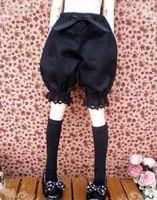 [wamami] 10# Black Short Pants/Clothes 1/3 SD DZ DOD BJD Dollfie