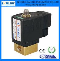 """3 way solenoid valve 24v  (KL6014-015-1/4""""-DC24V)"""