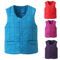 New 2014 autumn and winter women's down coat vest,fashion embroidery waistcoat ,slim down vest,women winter thermal vest