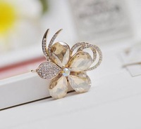 NEW 2014 Fashion beautiful  many rhinestone flower for women  xz 097
