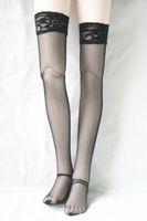 12# Black Sexy Fishnet Stockings 1/3 SD DZ BJD Dollfie