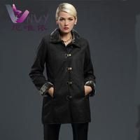 Faux fur coats women 2014 fall fashion for women desigual european style cardigans casual plus size long outdoors clothing W203