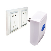 US Plug Power Star Saving Experts Electricity Saving Super Intelligent Energy Saving Equipment White
