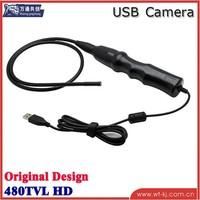 Newest IP66 1.5M Car Repair tools Handle USB Endoscope Camera Waterproof Inspection Camera