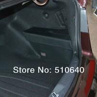 2009-2012 KIA Cerato/Forte High quality PE plate Non-woven fabrics Trunk store content box h