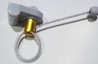 Freeshipping  Security 8.2M Checkpoint Grey bottle Tag 10pcs/carton Tag  Anti Thief strong Tag RF hard tag