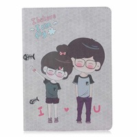 Cover case for APPLE ipad 5 (air) case for Girls and the Beard Series free shipping