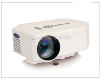 NEWEST !!!!UC30 Portable LED Digital 640x480 Video Projector With Remote Controller Support AV/USB/SD/VGA HDMI