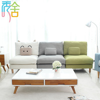 modern design wood tea and coffee table in living room furniture,table with 4drawer