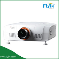 3D Mapping High Lumens Proyector Large Outdoor Projector 10000 Lumens WUXGA PLWU8600F