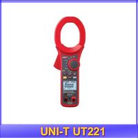 free shipping Unit UT221 clamp meter UT221 AC / DC digital clamp meter Unit UT221 Digital Clamp Multimeter
