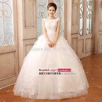 princess wedding dresses luxury 2014 fashion sexy lace wedding dress crystal vestido de festa longo robe de mariage fashionable