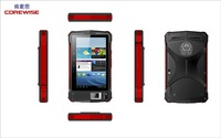 """IP65 Rugged Tablet PC 7"""" Android 4.2 3G Calling 1GB+4GB GPS WIFI BT RFID Fingerprint UART RS232 Dual Core China (a370)"""