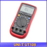 free shipping UT108 UNI-T Multi-Purpose Meters UT-108 handheld Automotive Multimeters
