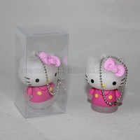 Unique Cartoon Hello Kitty USB Memory Stick,Fancy Kitty Cat USB Flash Memory,Adorable Hello Kitty-Themed 1GB 2GB 4GB 8GB 16GB