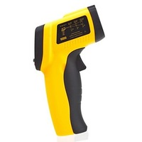 Non-Contact Infrared Digital Thermometer (-50~380, 0.1)