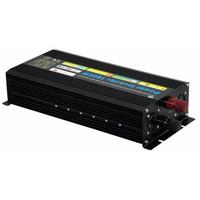 FREE SHIPPING 2014 NEW 1500W SOLAR SYSTEM INVERTER DC12V 24V 48V TO AC 220V 110V PURE SINE WAVE OUTPUT Wind/Car/ Power Converter