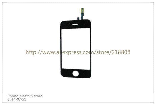 50 шт./лот Сенсорный Экран для iPhone 3GS бесплатной доставкой по DHL UPS