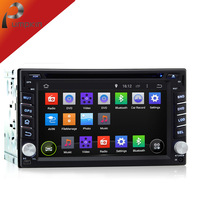 Universal 6.2 inch  Double Two 2 din Android 4.0 Car Radio Stereo Audio DVD Player GPS Navi Navigation Car Pc Multimedia+DVB-T