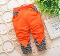 2014 New Boy Pants Children Spring Autumn Clothes Pants Boy Garment Trousers 7-24M Pants 1pc Free shipping TKU-1402