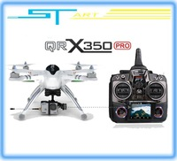 WALKERA QR X350 Pro GPS Drone 6CH Brushless UFO DEVO F7 FPV Devo 7 Devo 10 RC quadcopter BNF RTF 2014 Upgrade version EMS Free