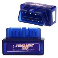 Super Mini ELM327 V1.5 Car Bluetooth OBD2 Auto Diagnostic Interface Scanner Tool