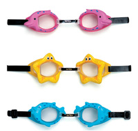 Intex goggles - 55603 child goggles diving mask glass swimming glasses swimming water supplies