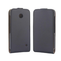 50pcs/lot NEW Vertical Flip PU Leather Case Cover Magnetic Open for Nokia Lumia 630 Drop Shipping