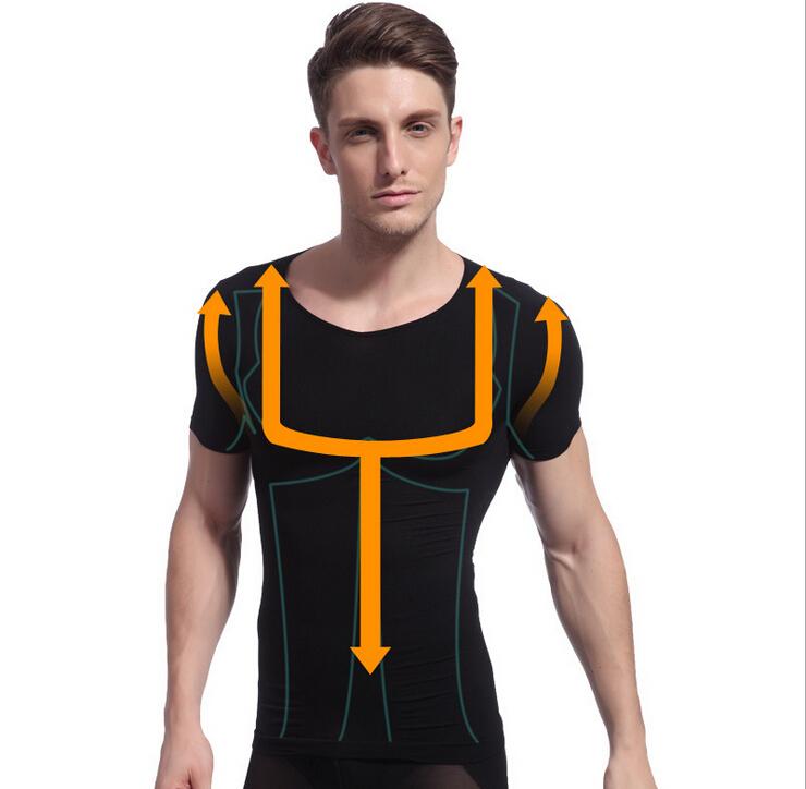Мужская корректирующая одежда Free , ny101