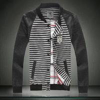 Plus size high quality patchwork color individual casual jackets men autumn spring men jackets fashion Men's Coats >Jackets