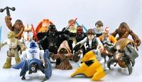 10pcs Star War Anakin Skywalker Naboo CLONE TROOPER ACTION FIGURE Toy Xmas ZX79