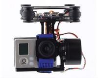 2014 Newest DJI Phantom Brushless Gimbal Camera Mount w/ Motor & Controller for Gopro3 FPV Aerial Photography+free shipping