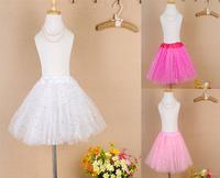 2014 Fashion Baby Tutu Skirt Fluffy Pettiskirts Fantasia Infantil Baby Girl Skirt 11color 2-8y Free Shipping