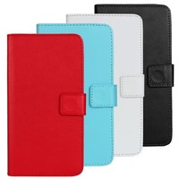 100pcs/lot free shipping Shine PU Wallet Leather Case with stand for HTC Desire 816