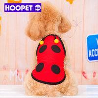 072176 summer ladybug pet vest breathable clothing fashion cute personality dog decoration free shipping