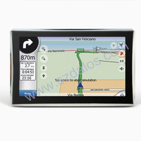 "free shipping WIN CE 4.3""  support Bluetooth /TMC /FM/ GPS Receiver cheap gps navigation navigator"