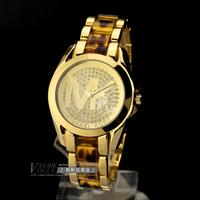 Japan movement 2014 New Model Silver/Gold Women Bracelet rhinestone Watches full diamond ceramic watches Brand Fashion Beautiful