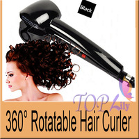 Hot Sale Hair Curler Heat-styling Tools Automatic Hair Roller Irons Professional 360 Rotatable Consistent 100V-240V Dual Voltage
