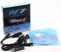 Newest 22 in 1 USB Simulator Cable for RC Realflight G7.0 G6.5/G5.5 G5 /Phoenix 5.0, better than 20 in1 simulator