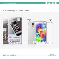 Orginal Nillkin Matte/Ultra Clear Screen Protector For Samsung Galaxy S5 i9600, 10pcs/lot Free Shipping