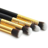 Pencil makeup Bursh Set 4 Pcs Eye shadow Blending Cosmetic Tool kit 4pcs kit  Eyeshadow make up brushes set wholesale price pro