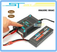 Newest IMAXRC B6AC  Intelligent Balance Charger Easy Original AC 110V-220V. DC 11V-18V  Charge power 50W  Free shipping girl toy