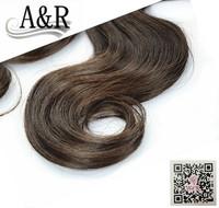A&R free shippping 3pcs lot unprocessed high quality virgin peruvian hair bundles