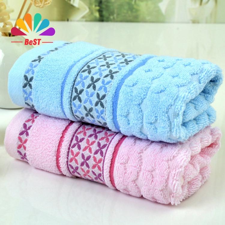 new 75*34cm beauty face fibre Microfiber bathroom towel 100% cotton terry towel set adults bulk cheap household towels D1036(China (Mainland))