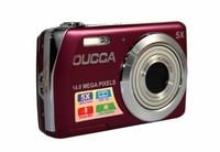 Free shipping new DC-T408 digital camera, CCD sensor, 14 million pixel, 3-inch touch screen digital camera, gift camera