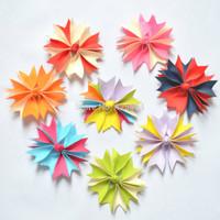 Grosgrain Ribbon Flowers Hairpins Girl Baby Hair clips Boutique Hair Bows Baby Hair accessories Girls Hair pins 30pcs/lot